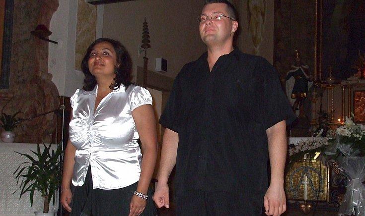 Molnár Angelika és Nagy István