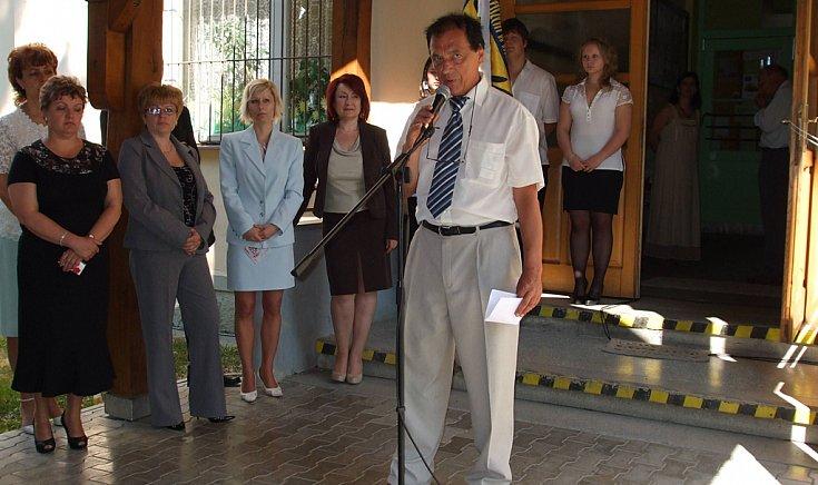 Pintér Lajos Bakonyszombathely polgármestere