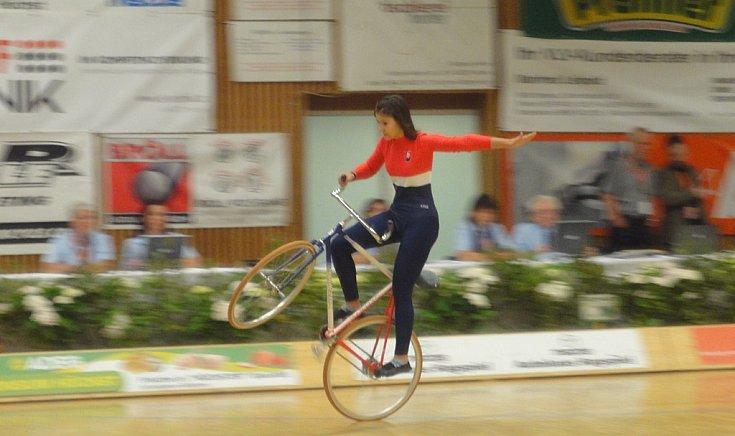 Teremkerékpár EB: Negyedik a gútai négyes