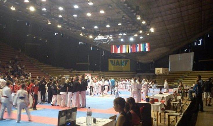 Gútai elsőség a nemzetközi karate kupán