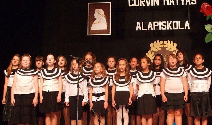 Ötven éves a Corvin iskola