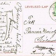 Gúta régi képeslapokon