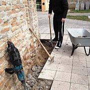 Folytatódik a kápolna-felújítás Gútán