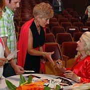 Pro Urbe díjat kapott Adamis Anna Gútán