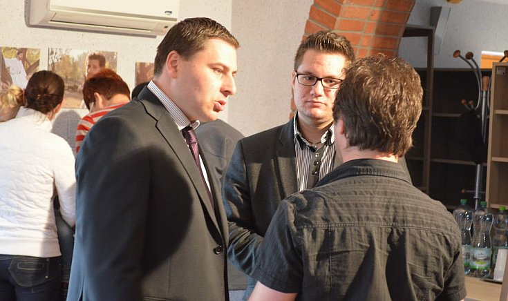 Vincent Andraško, Borka Roland és Michal Dobiaš
