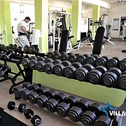 Test(sz)építés a gútai Atlas Fitnessben