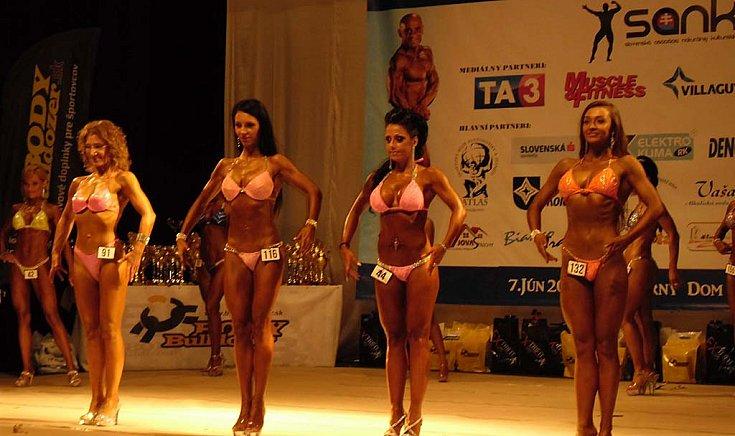 Naturál Testépítők és Fitness Nemzetközi Szlovák Bajnokság