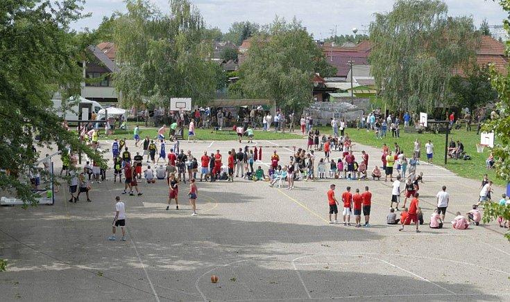 Streetball vol. 7 (Kürti Zsolt felvétele)