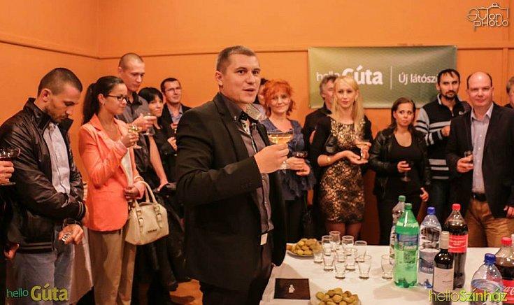 ahol Forró Tibor, a társulás elnöke elmondta, örül, hogy ilyen sikeres lett ez az akciójuk is.