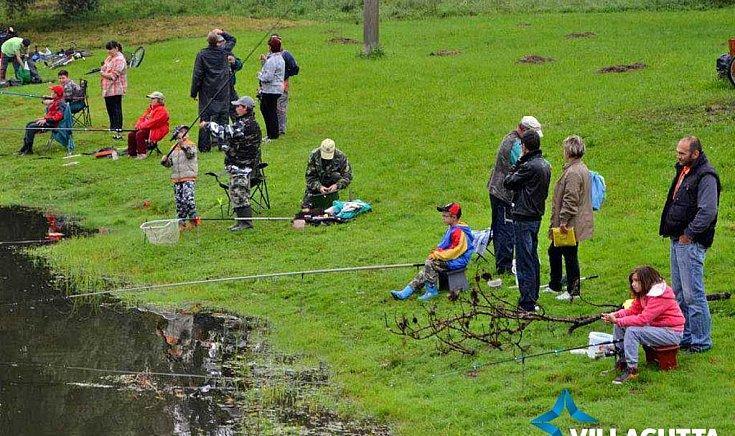 Járási Gyermek és Nyugdíjas horgászverseny