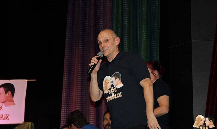Kiss György, a Cool Club Polgári Társulás elnöke és ötletgazda.