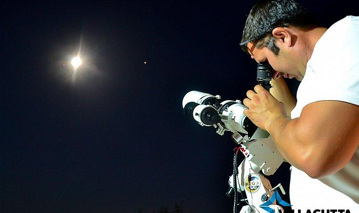 Szenvedélyévé vállt a csillagok kémlelése és az asztrofotózás.