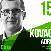 Kovács Adrián: Családközpontú várost szeretne