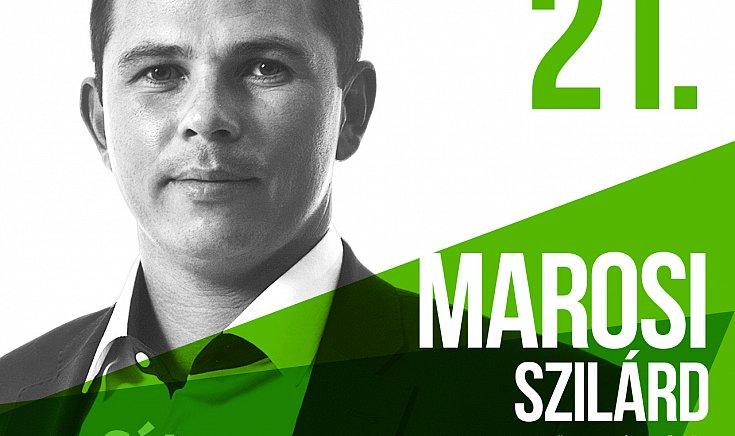 Marosi Szilárd
