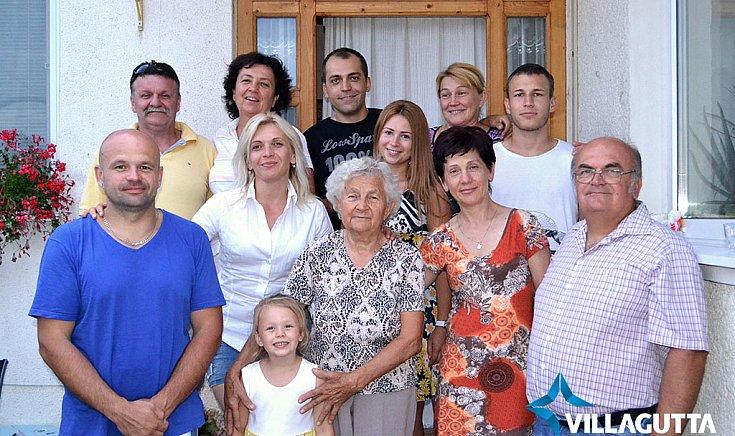 A család a legfontosabb.