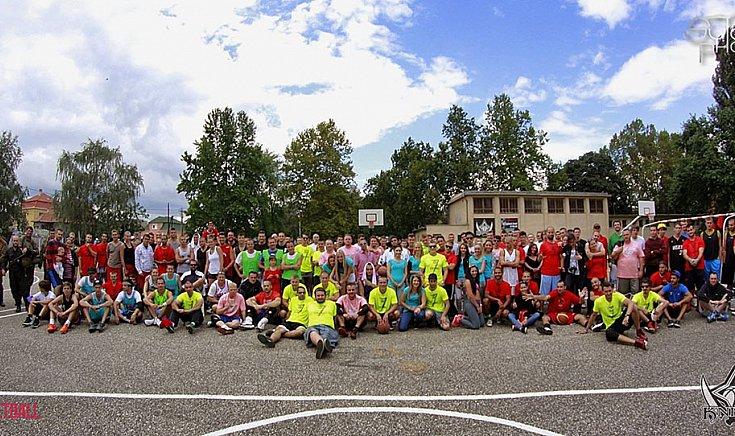 BC Knives streetball 2014