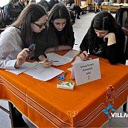 Tudományt csepegtettek a diákoknak