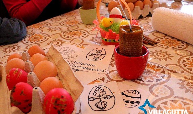3. Kikelet Húsvét