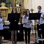 Lélekfrissítő muzsikát szolgáltattak az ifjú zenészek