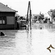Ötven éve volt a nagy árvíz Gútán