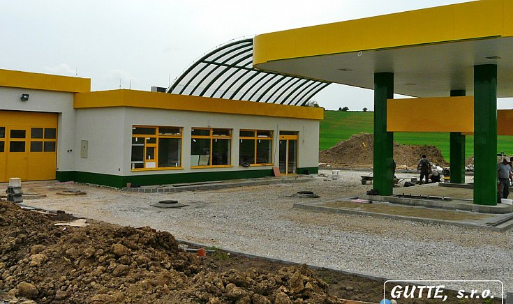 Gutte Kft.: Betonbiztosan építenek - Referenciák