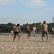 Drámai döntőt vívtak a strandröplabda-tornán