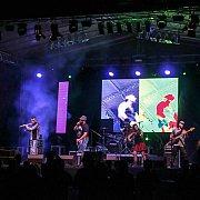 Gútai Búcsú és Vásár 2015: Örömzenélés és félbeszakadt műsor jellemezte a koncerthétvégét