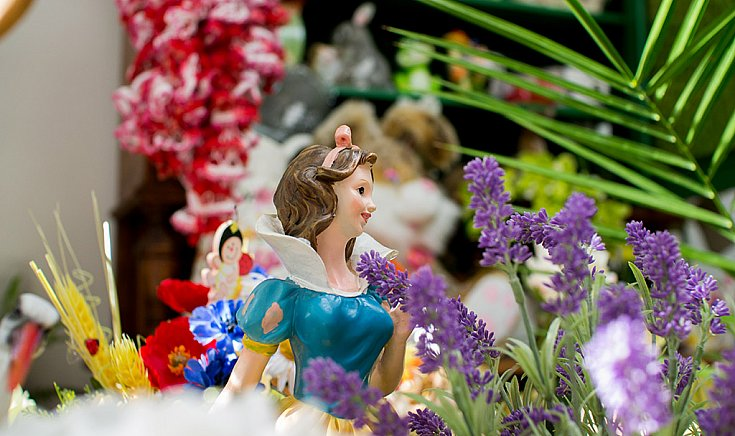 Kvety, darčeky a galantéria - KALMÁR