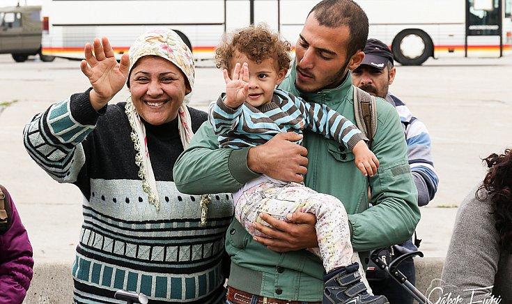 Ahmed köszöni a gútaiaknak