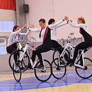 Sálová cyklistika: Rekord na MS Slovenska
