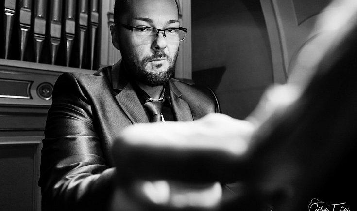 Nagy István: Rapzenétől jutott el az orgonaművészetig