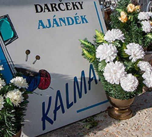 Virágok, ajándékok és rövidáru - KALMÁR