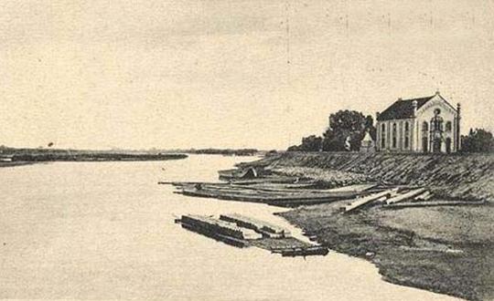 Gúta(iak) régi képeslapokon 4. rész