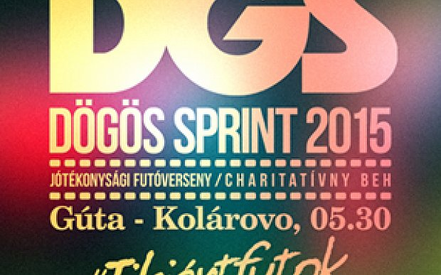 Vass Tibikéért futnak a 2. DGSprint résztvevői