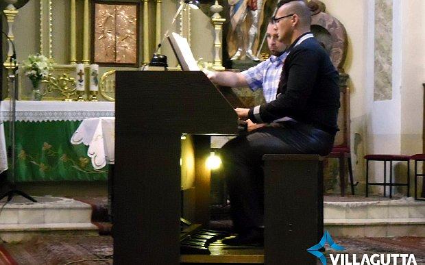 Káprázatos orgonahangversenyt adott Nagy István