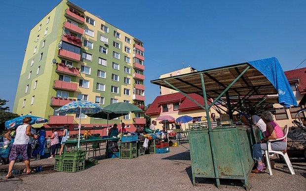 Őstermelői piacot szeretnének Gútán