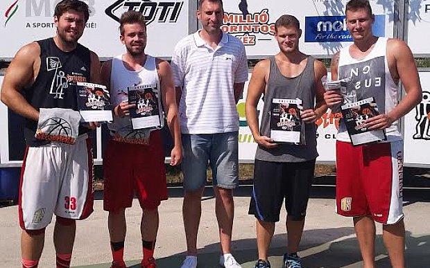 Kosárlabda: Magyarországot is meghódítják a gútai bicskások