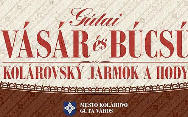 Gútai Búcsú és Vásár 2015: Borvirág utca és bulik minden mennyiségben
