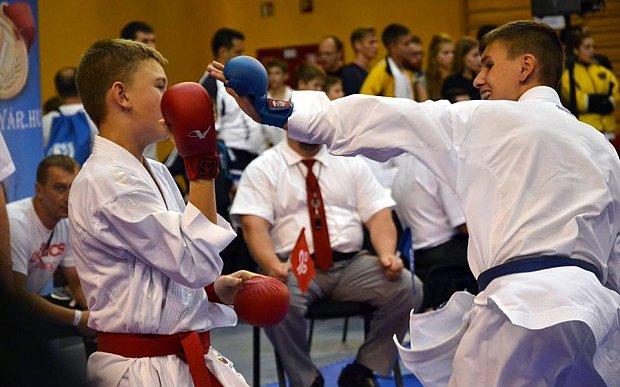 Karate: Világbajnokságra készülnek a gútaiak