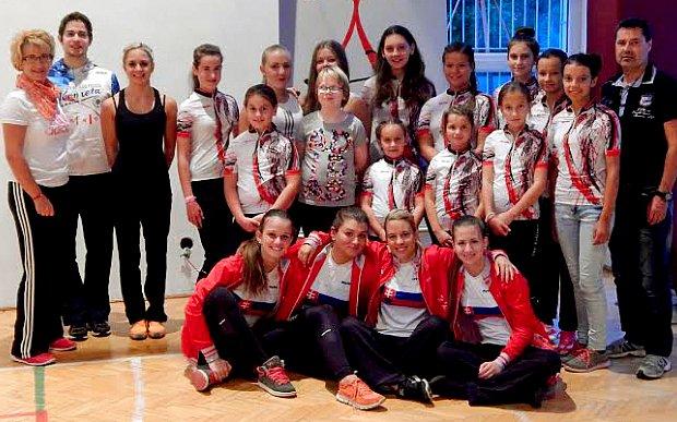 Teremkerékpár Kelet Európa Kupa: Második a gútai klub