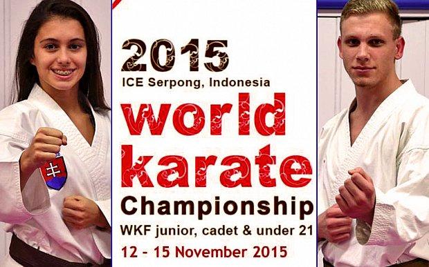 Karate világbajnokság: Jóba és Bogárová is résztvevő