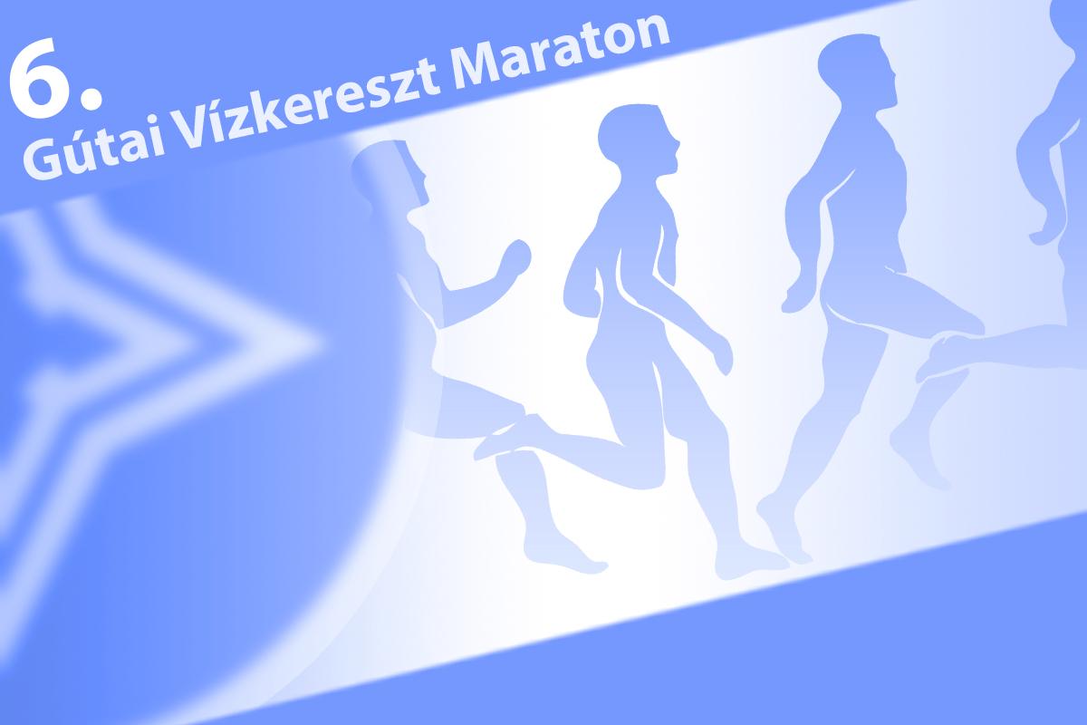 Váltót is futnak a maratonon Gútán
