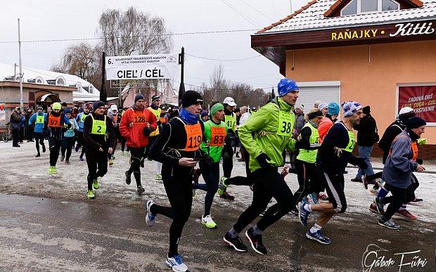 Rekordszámú futó vett részt a gútai maratonon