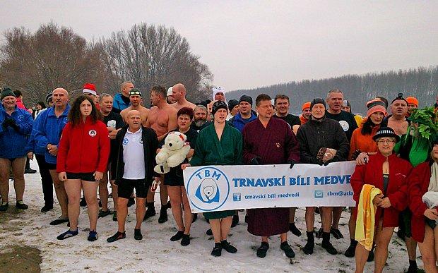 Téli úszók országos találkozója