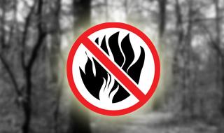 tűz tilalom