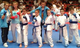 Karate hir