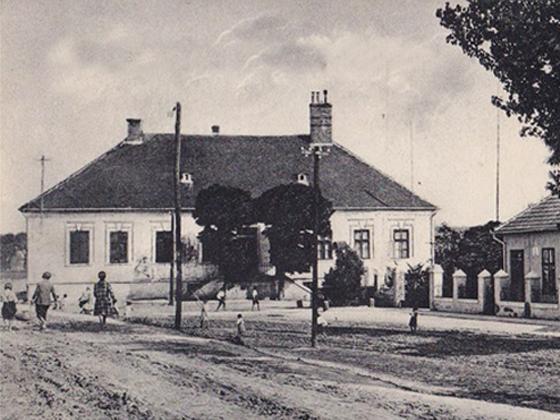 01 Községháza 1950